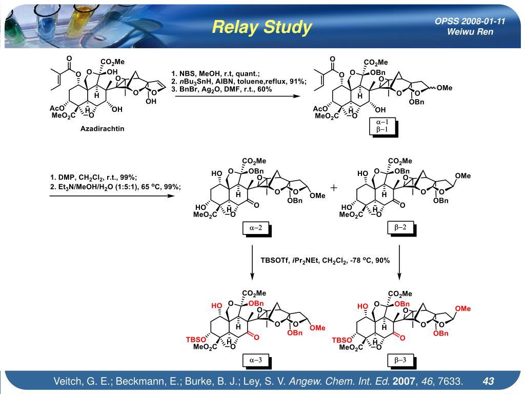 Relay Study