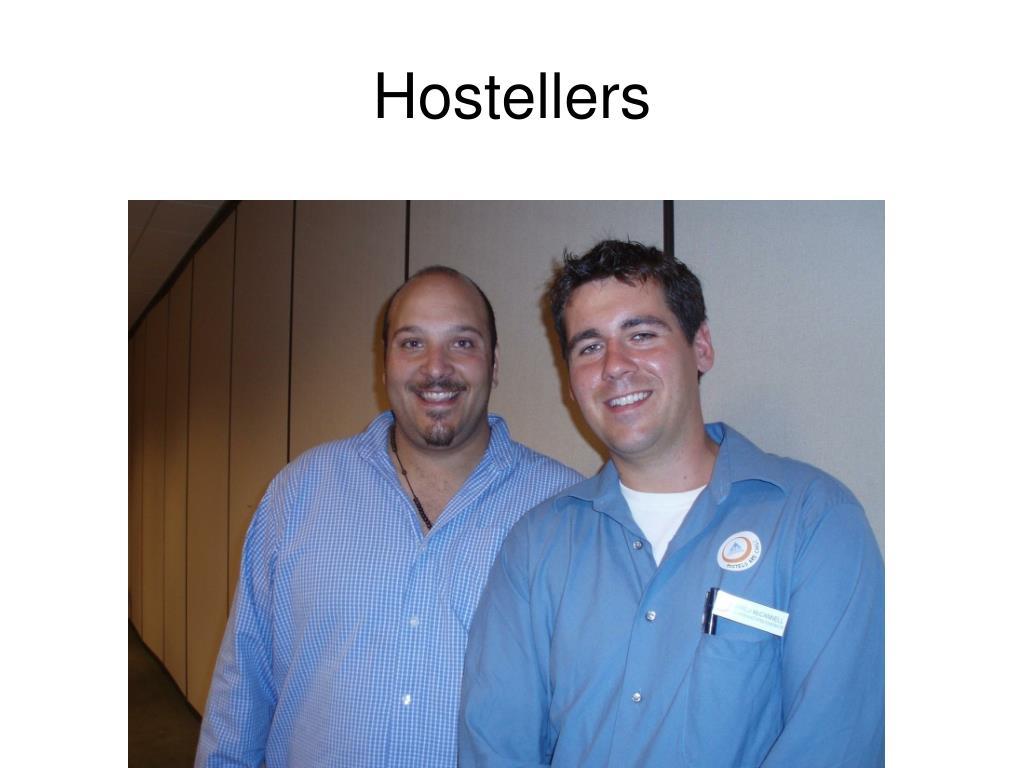 Hostellers