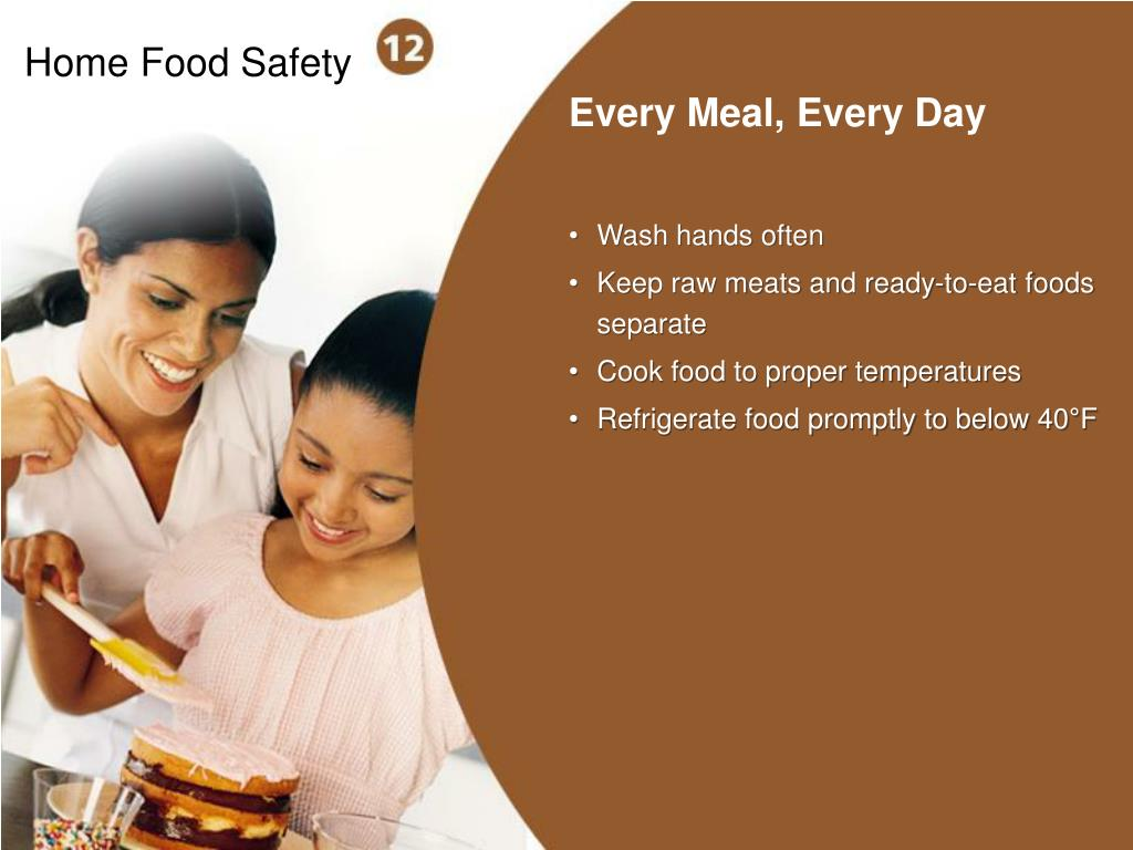 Home Food Safety