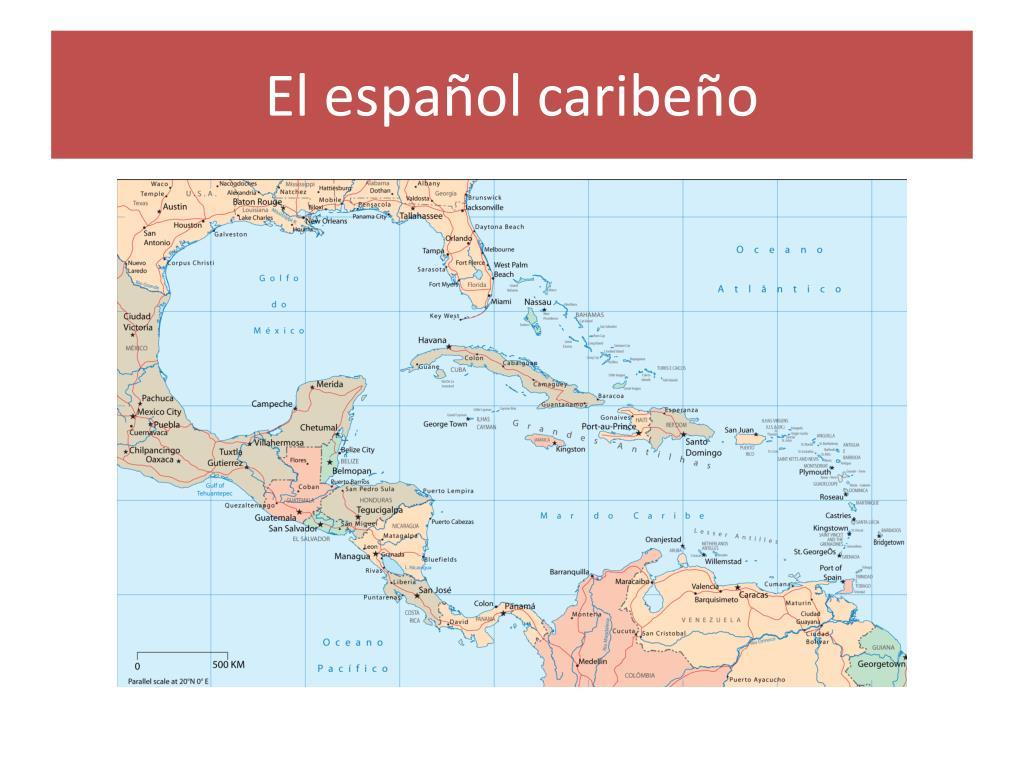El español caribeño