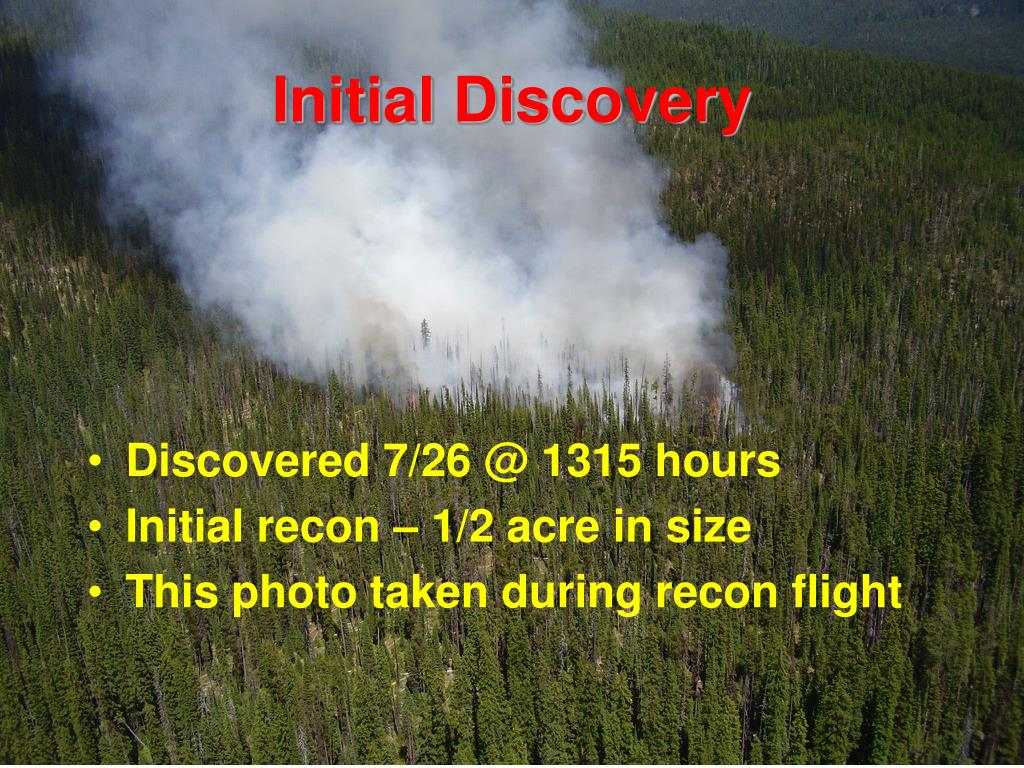 Initial Discovery