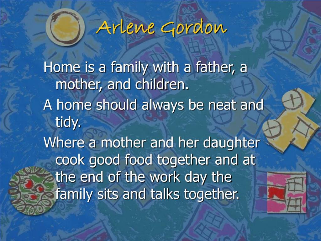 Arlene Gordon