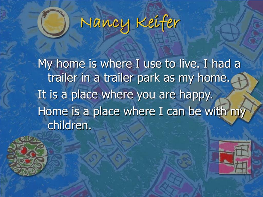 Nancy Keifer
