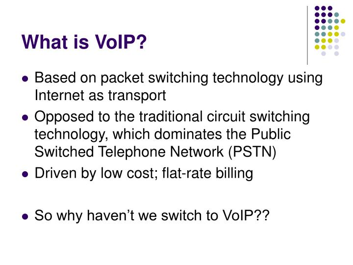 What is voip l.jpg