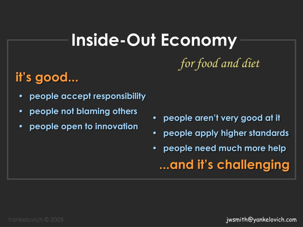 Inside-Out Economy