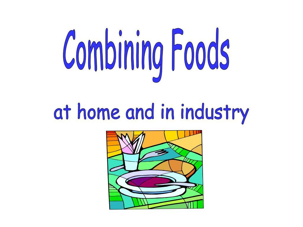 Combining Foods
