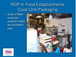 rop in food establishments cook chill packaging16