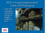 rop in food establishments cook chill packaging24