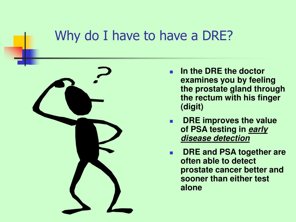 Why do I have to have a DRE?