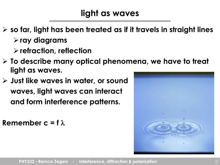 Light as waves l.jpg