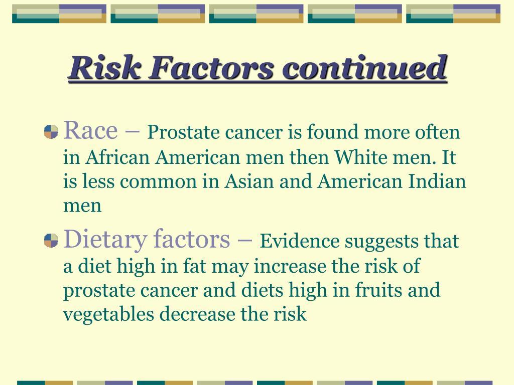 Risk Factors continued