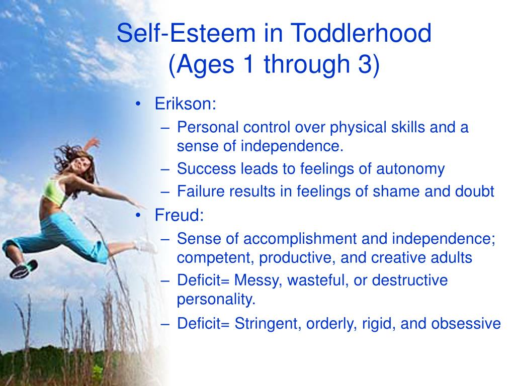 Self-Esteem in Toddlerhood