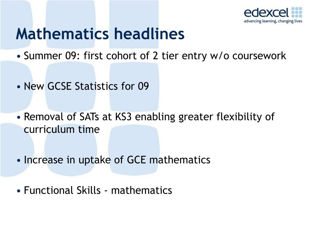 Mathematics headlines