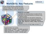 workskills key features