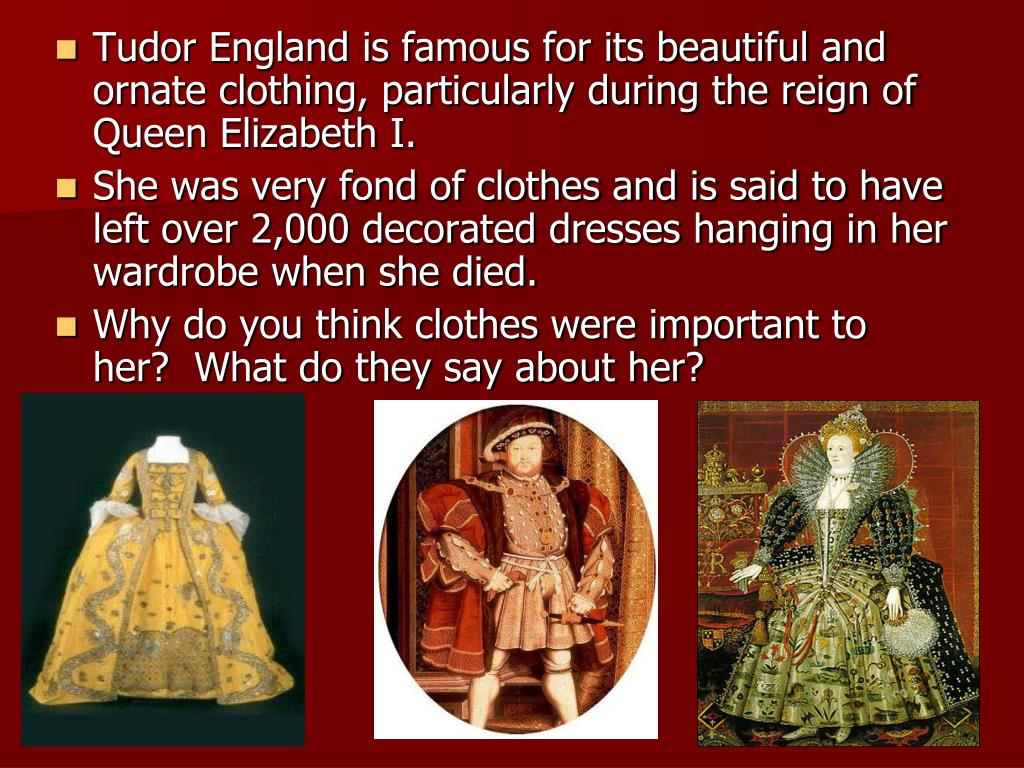 Ppt Tudor Clothes Powerpoint Presentation Id 637864