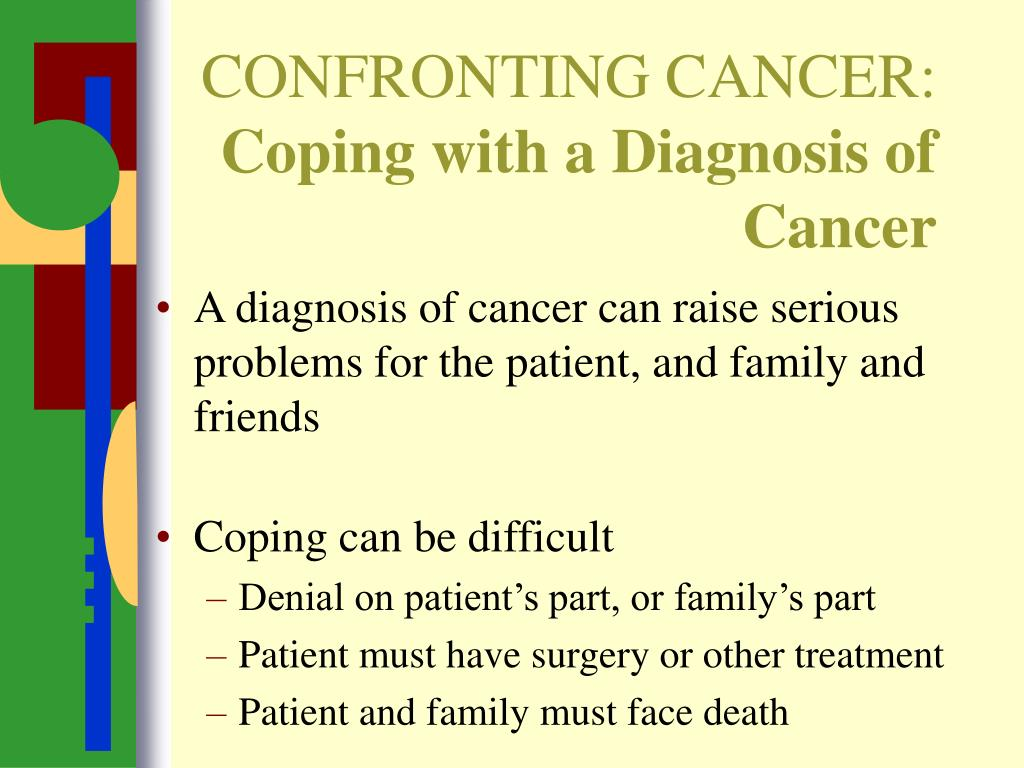 CONFRONTING CANCER: