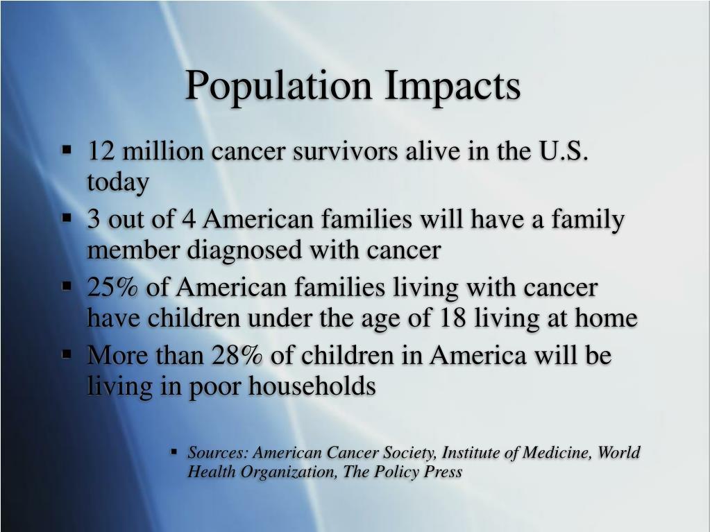 Population Impacts