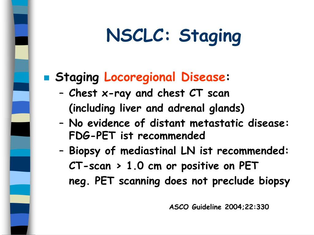 NSCLC: Staging