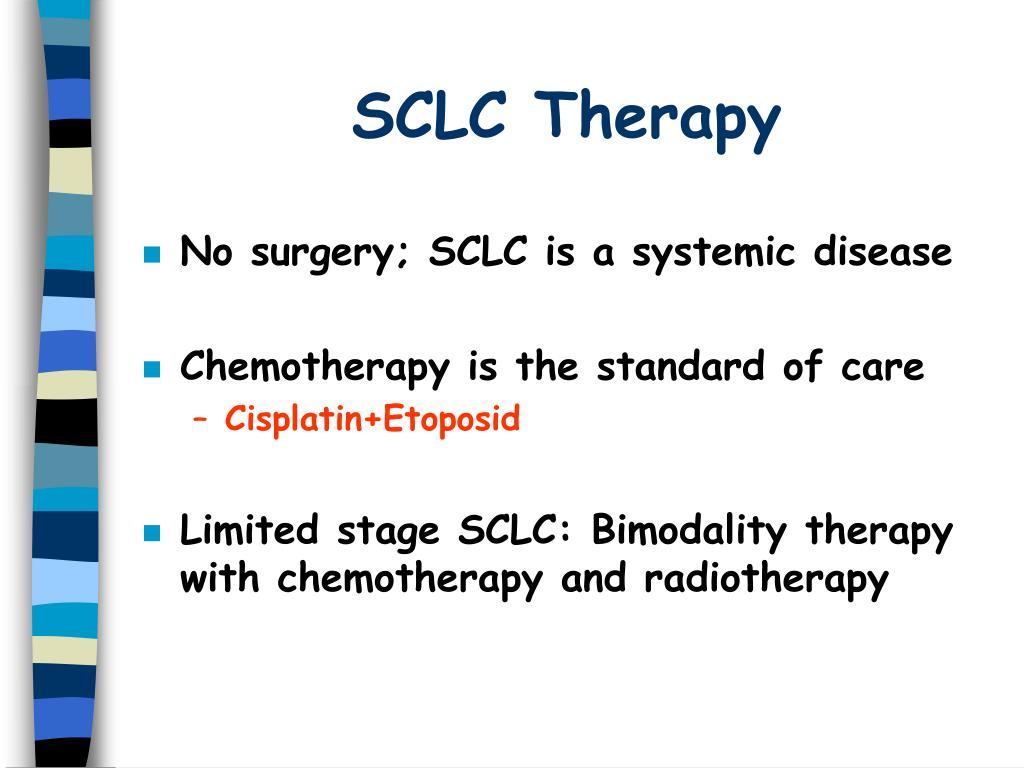 SCLC Therapy
