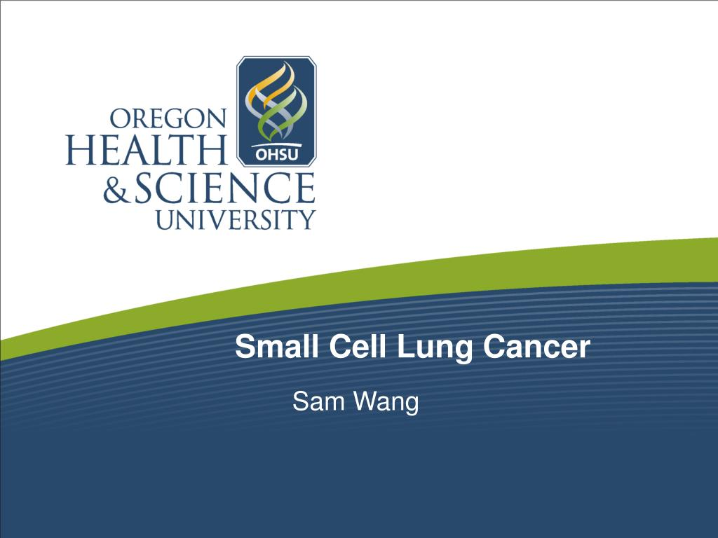 small cell lung cancer