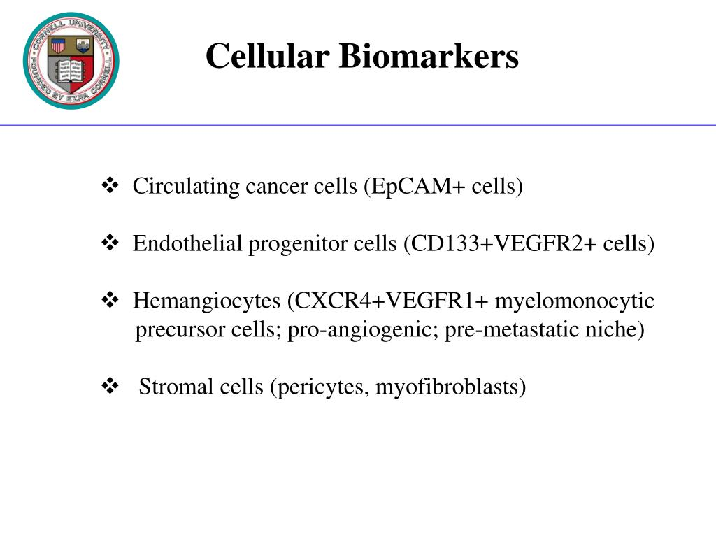 Cellular Biomarkers