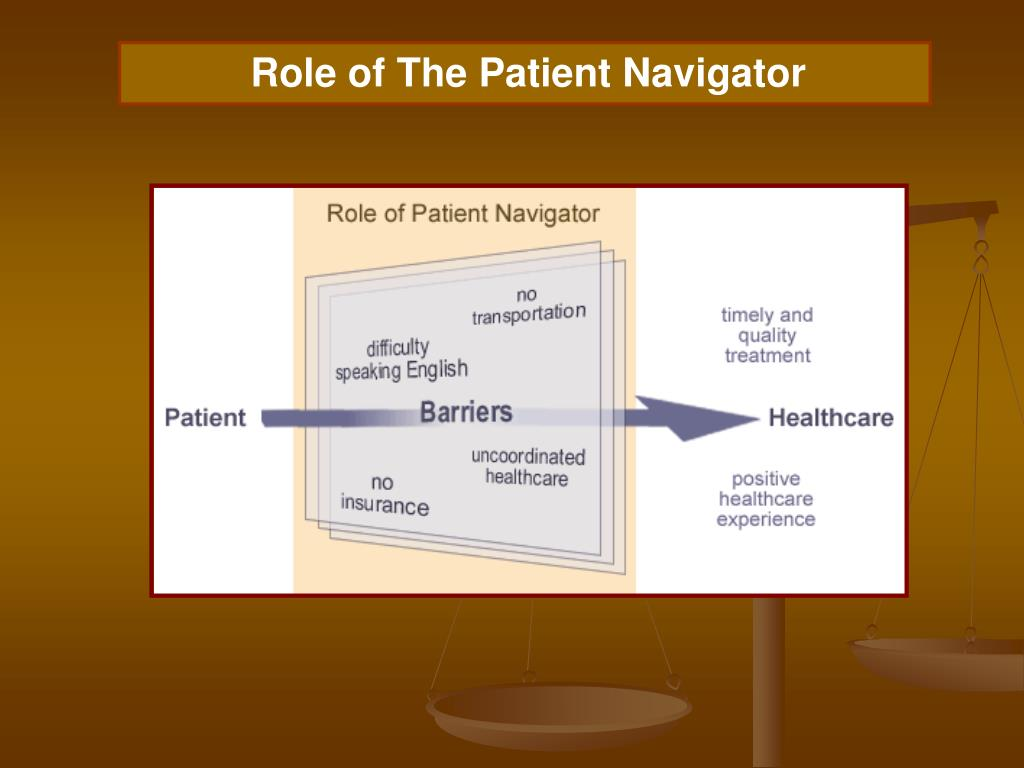 Role of The Patient Navigator