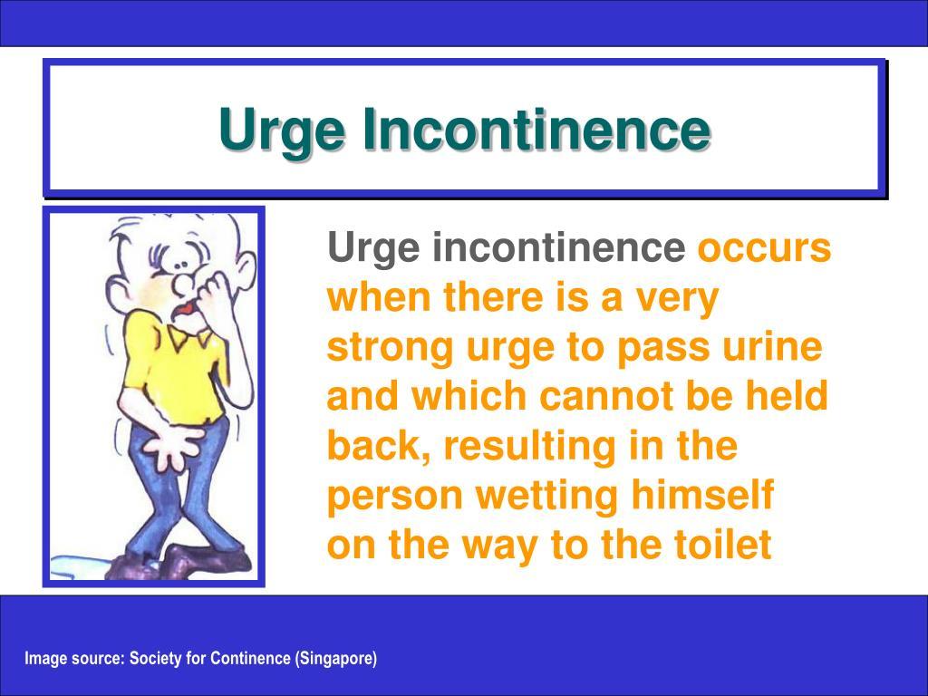 Urge Incontinence