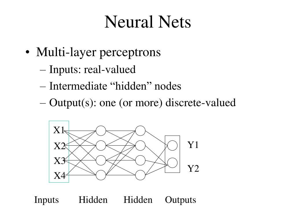 Neural Nets