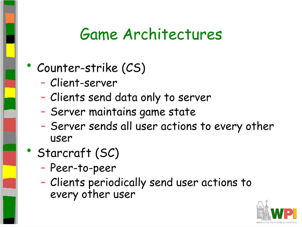 Game Architectures