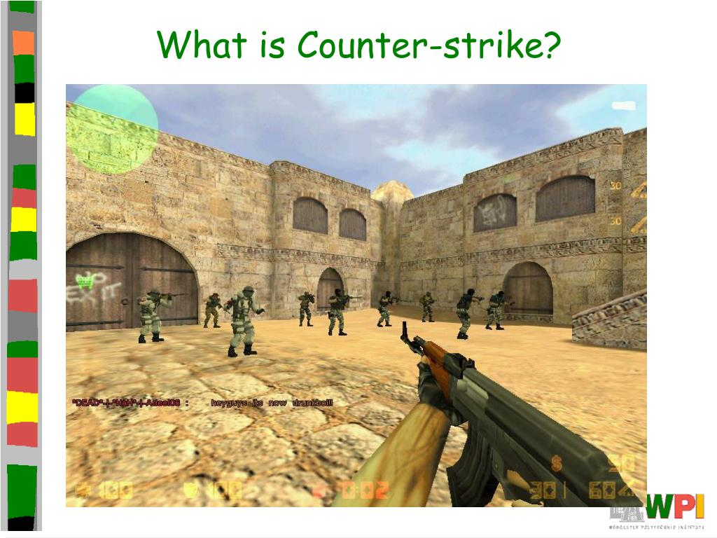 What is Counter-strike?
