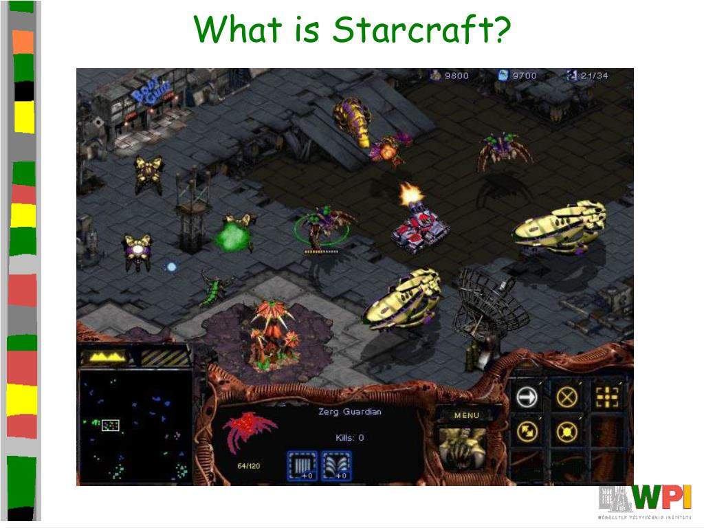 What is Starcraft?