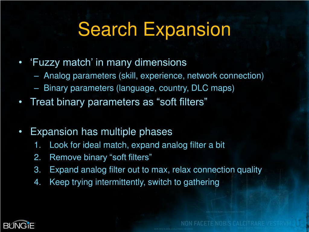 Search Expansion