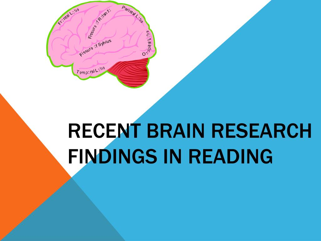 Recent Brain Research