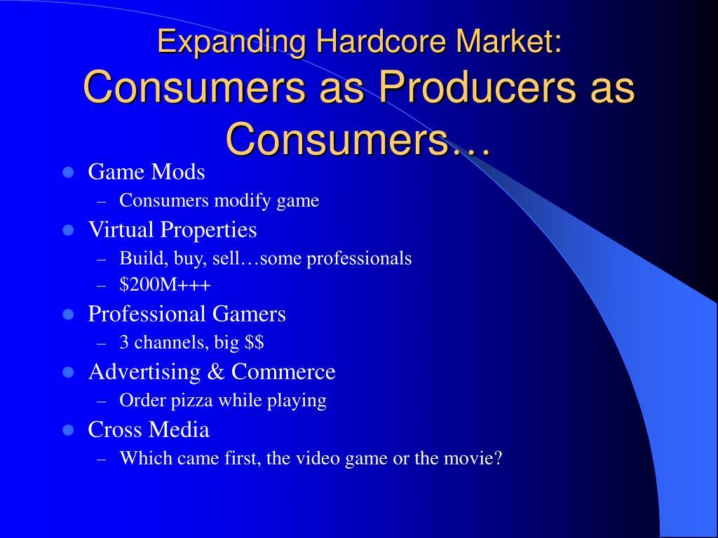 Expanding Hardcore Market: