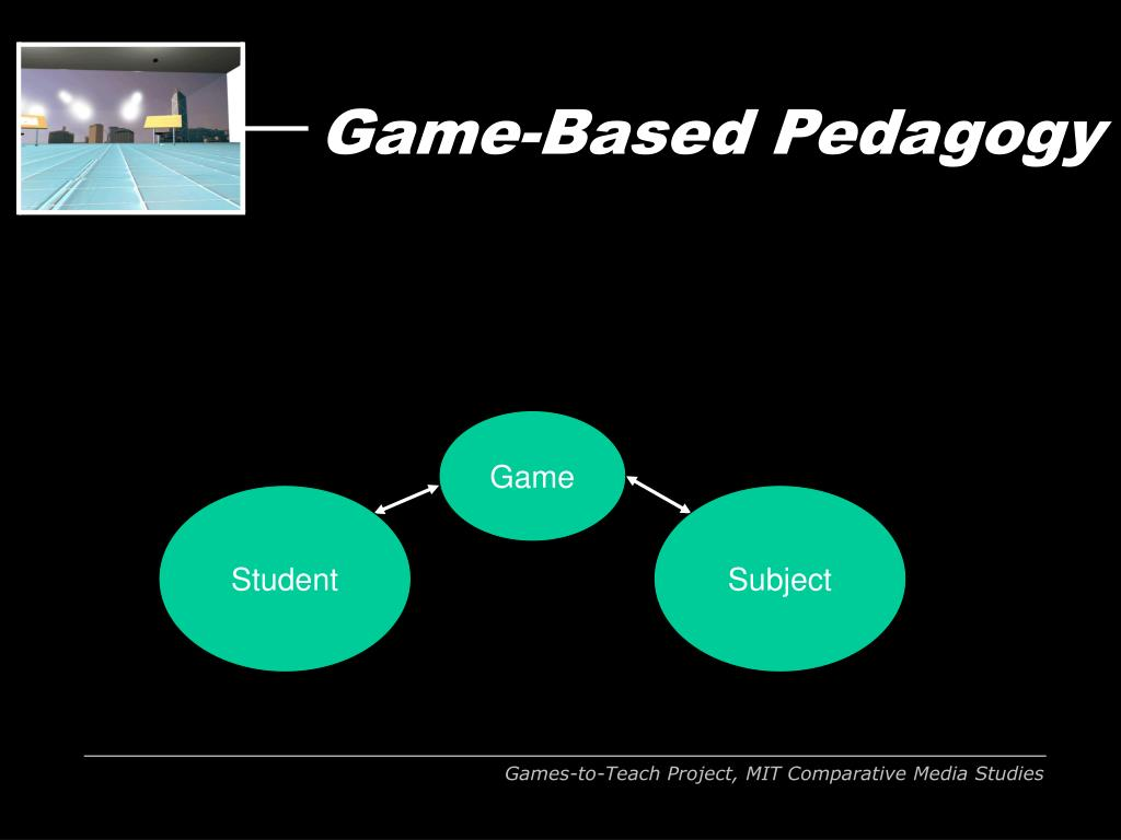 Game-Based Pedagogy