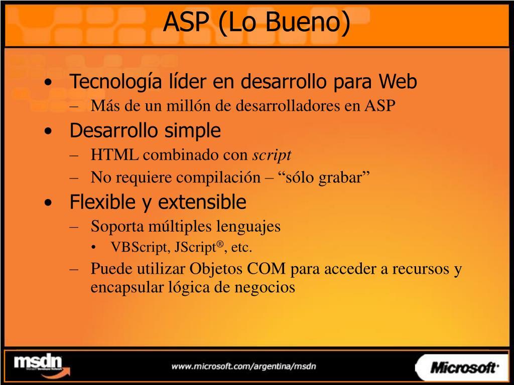 ASP (