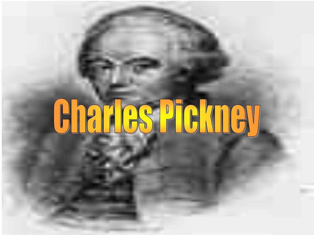 Charles Pickney