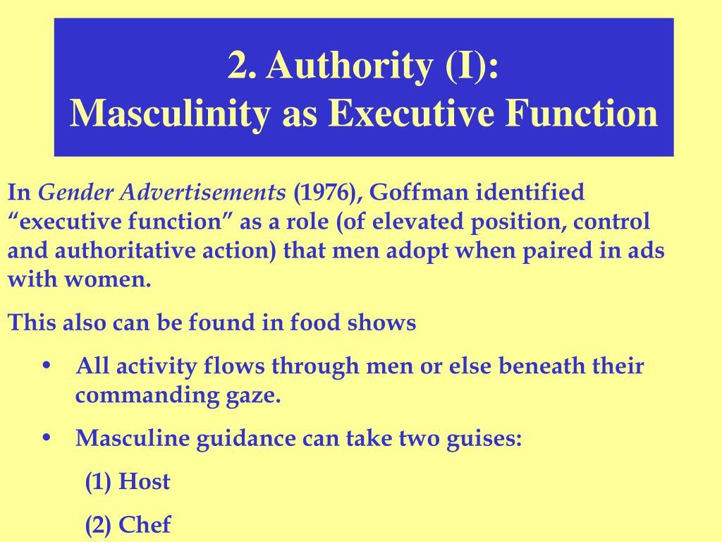 2. Authority (I):