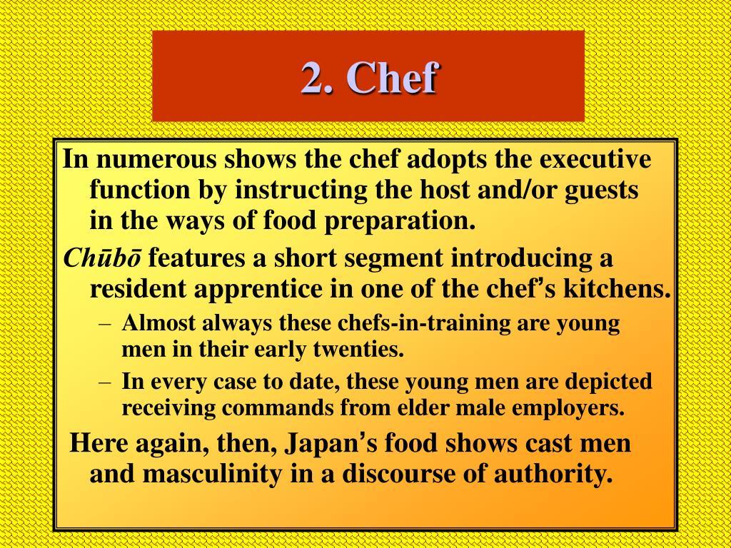 2. Chef