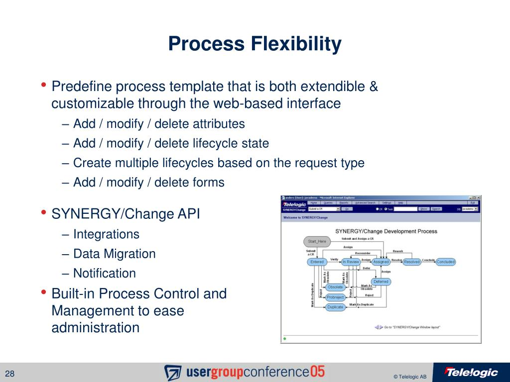 Process Flexibility