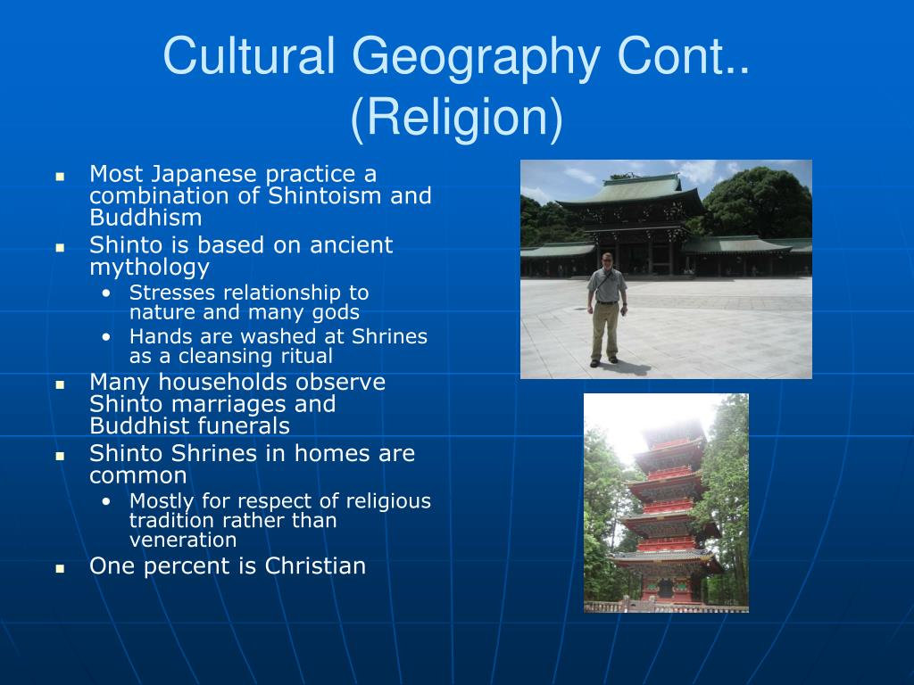 Cultural Geography Cont.. (Religion)