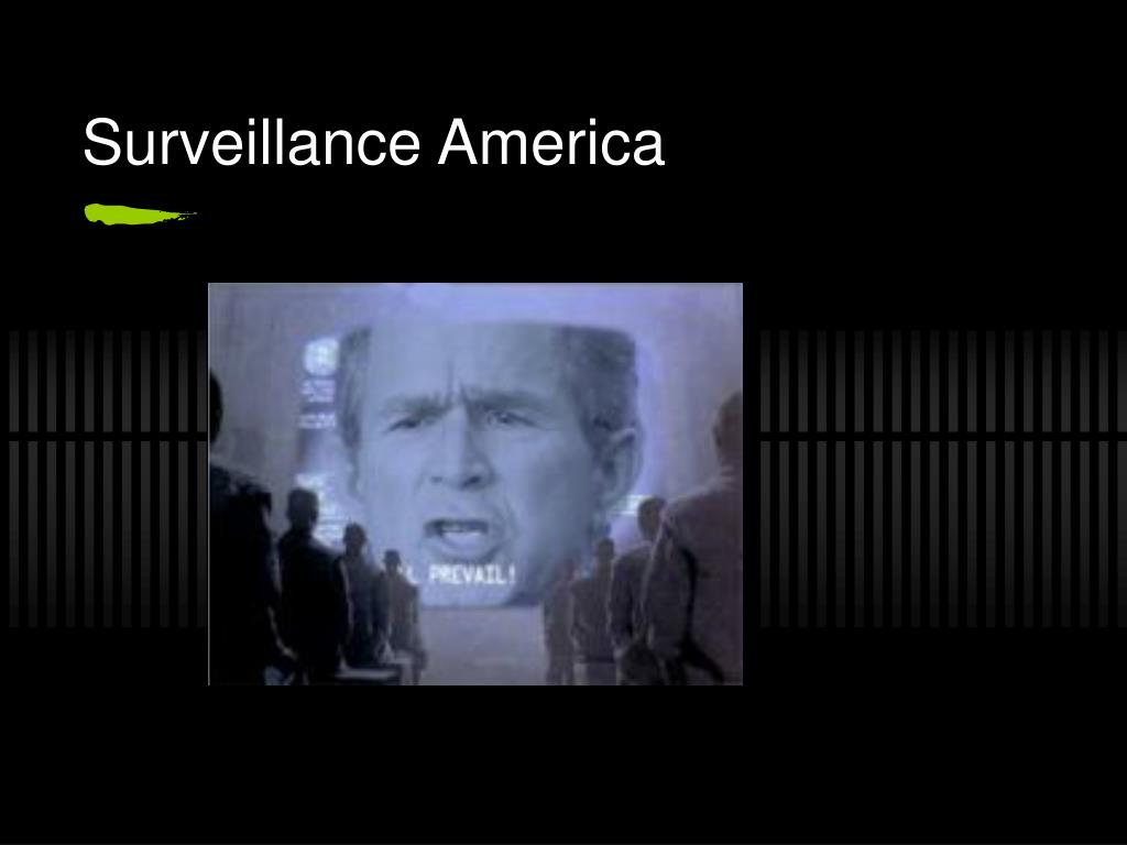 Surveillance America