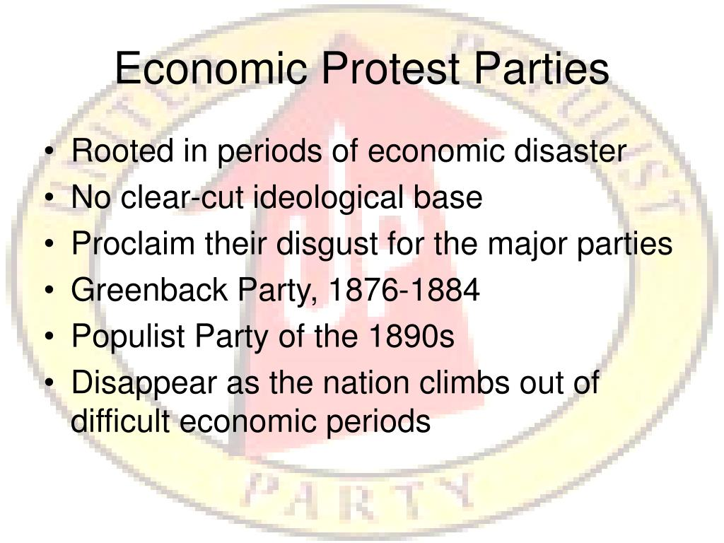 Economic Protest Parties