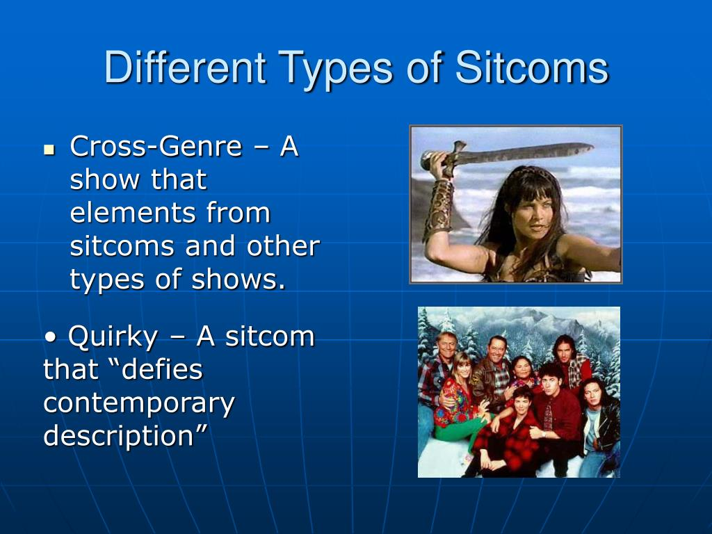 Different Types of Sitcoms