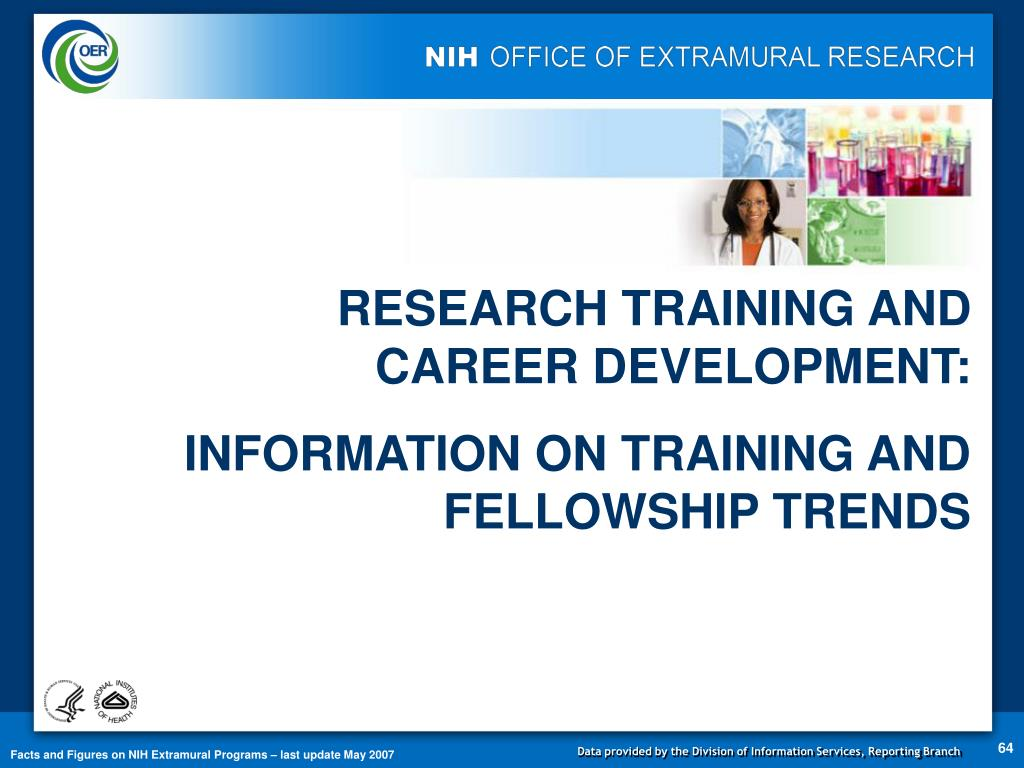 RESEARCH TRAINING AND CAREER DEVELOPMENT: