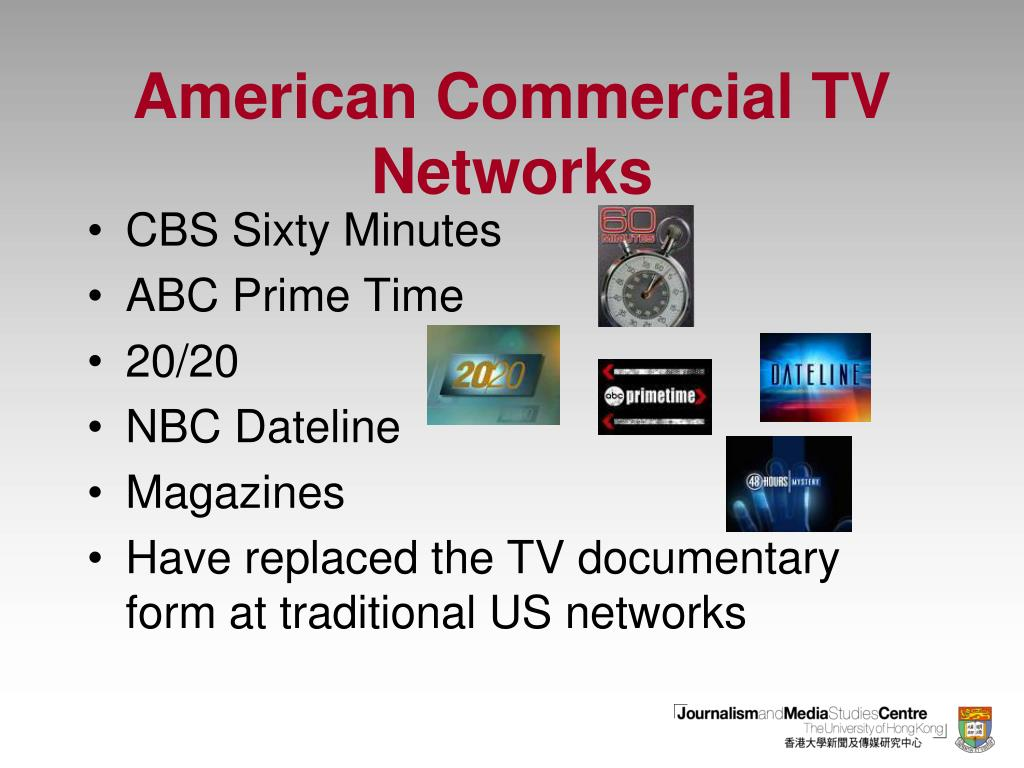 American Commercial TV Networks