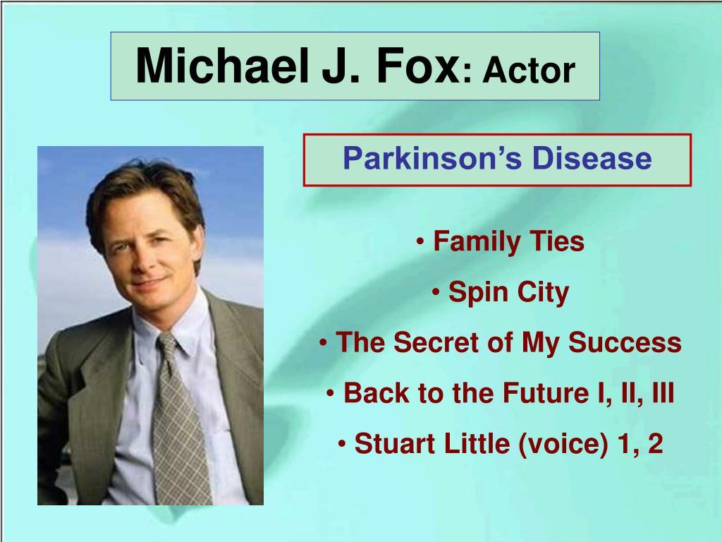 michael j fox actor