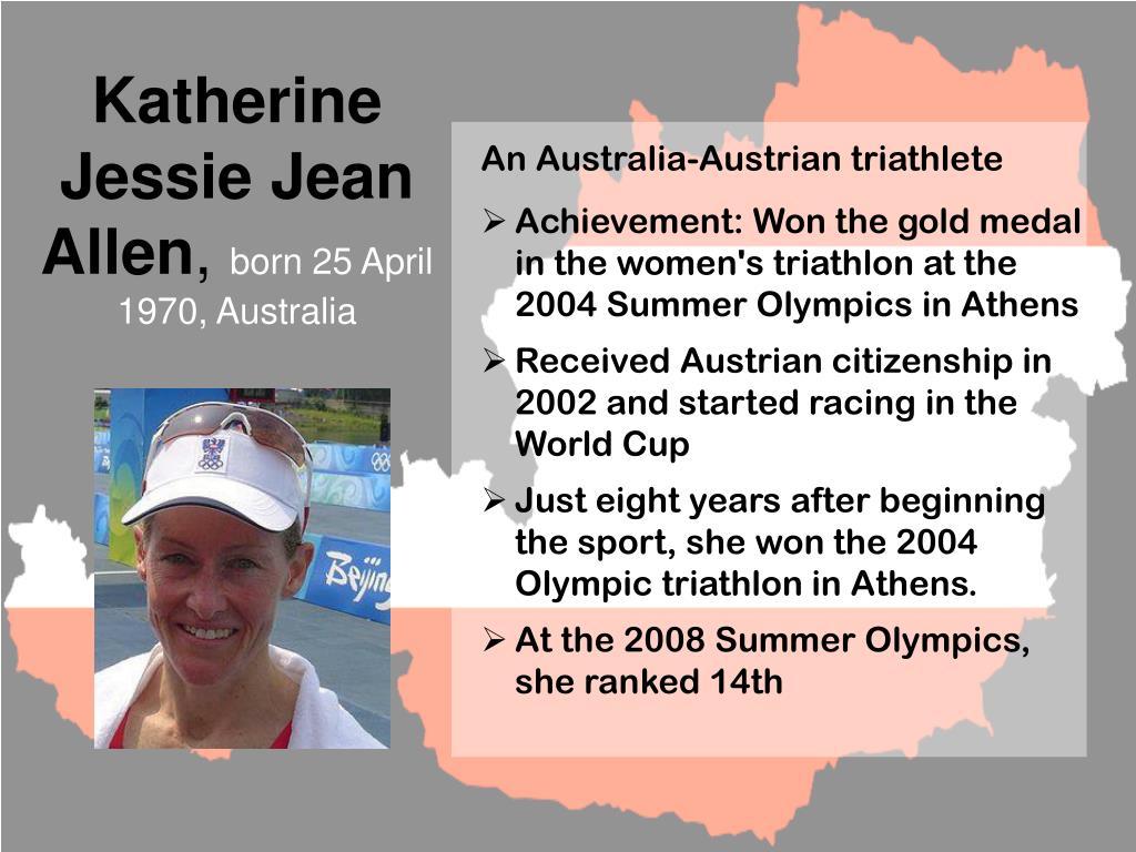 Katherine Jessie Jean Allen