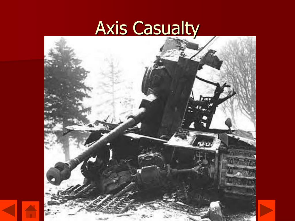 Axis Casualty