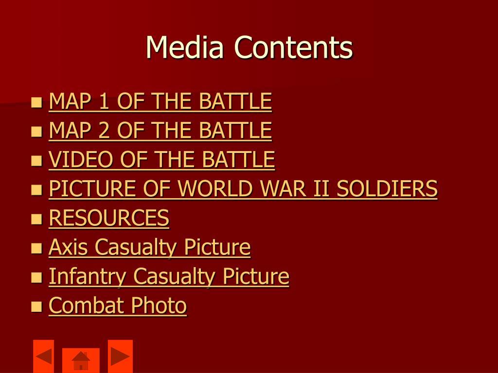 Media Contents